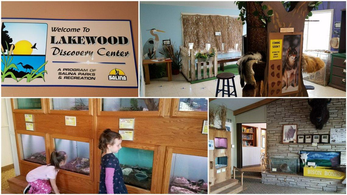 Lakewood Discovery Center in Salina KS