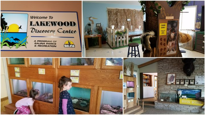 Lakewood Discovery Center in Salina KS
