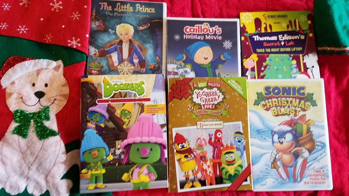 Check Out These Holiday DVDs with NCircle + Giveaway