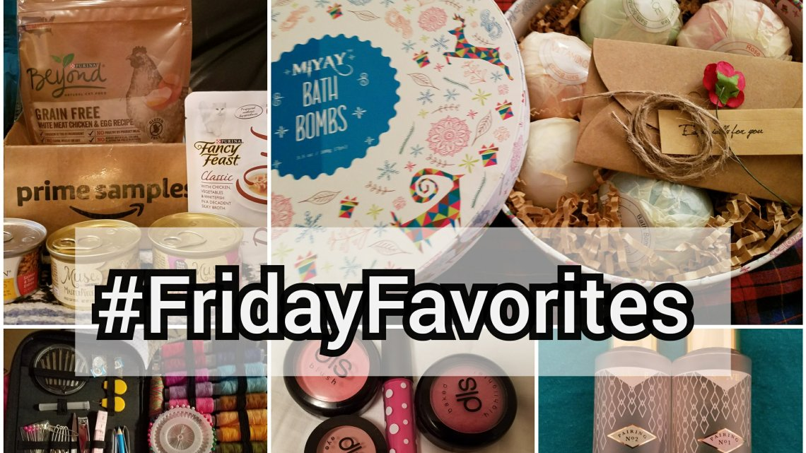 This Weeks Favorites