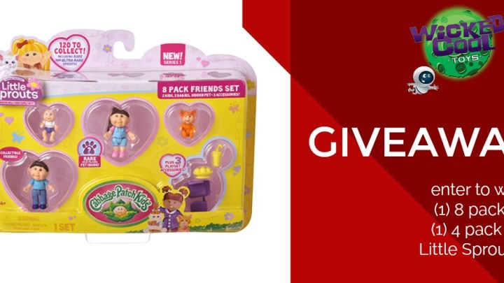 Cabbage Patch Kids Little Sprouts Giveaway