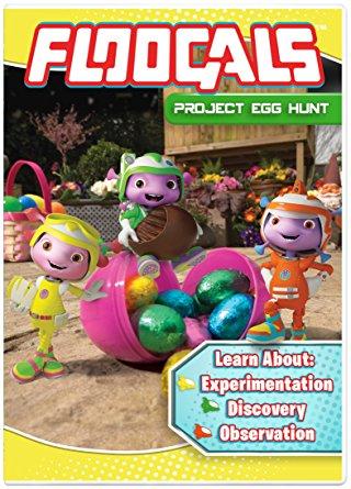 Floogals: Project Egg Hunt on DVD + Giveaway