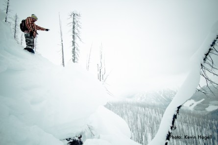 Monashee Powder / Photo: Kevin Hagel