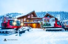 The amazing Lodge Photo: Steve Dutchenshen