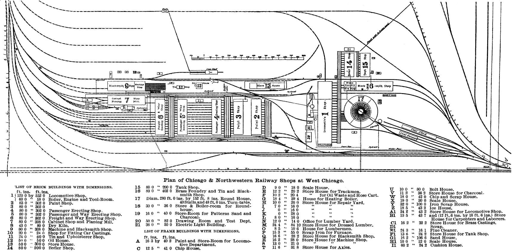 The Design And Construction Of Railway Shops