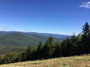 View from Belleayre Ridge