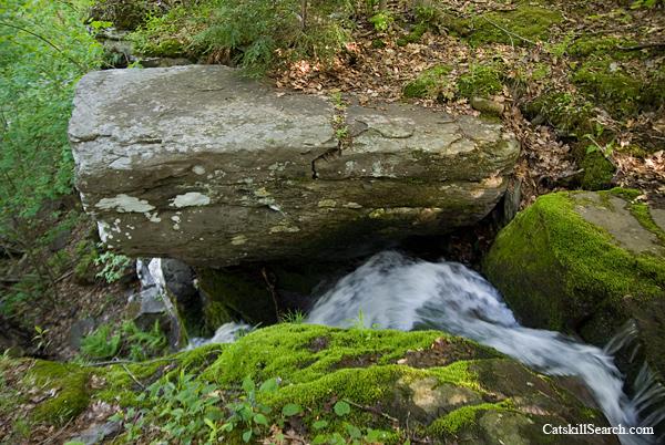 Bushnellsville Falls (top)