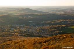 Mount Utsayantha Overlook View