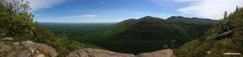 Huckleberry Point (iPhone Pano)