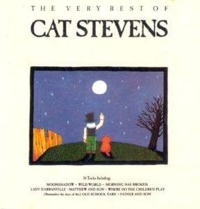 the very best of cat stevens stream # 2