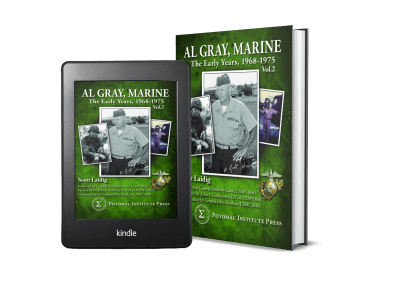 Al Gray, Marine: The Early Years, Vol. 2
