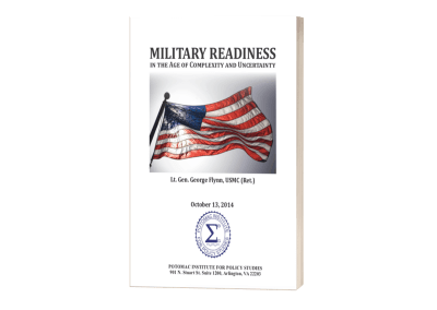 Military Readiness in the Age of Complexity and Uncertainty