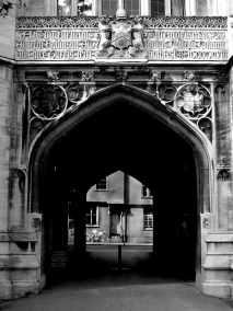 Oxford door