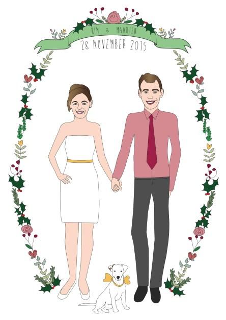 Aandenken huwelijk