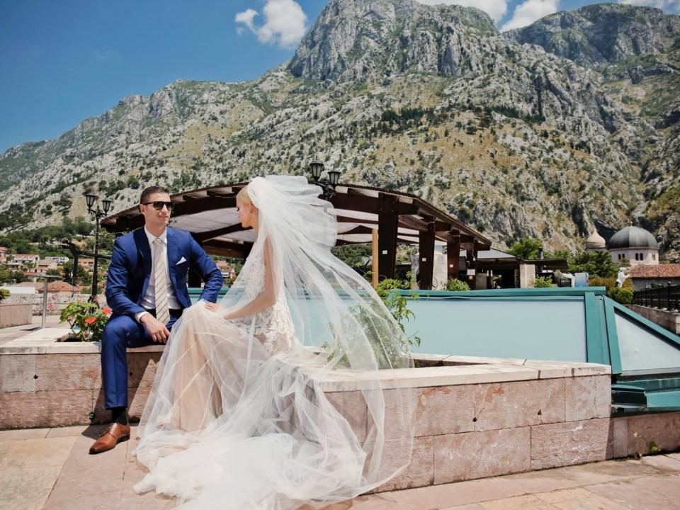 A Picture Perfect Destination Wedding