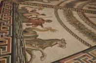 Floor mosaic in the Vatican