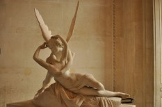 Psyche revived by Cupids Kiss (1793), Antonio Canova