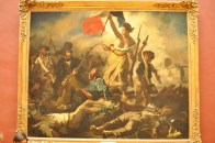 Liberty leading the people (1830), Eugène Delacroix