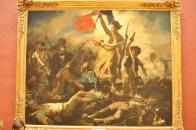 Liberty leading the people (1830), Eugène Delacroix
