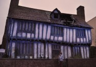 Set - the Potter's cottage in Godric's Hollow