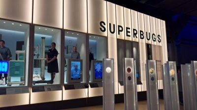 Superbugs antibiotic resistance Science Museum