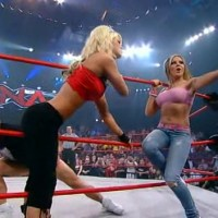 CATTIE'S CATCH UP: Taylor Wilde vs Angelina Love (February, 19th 2009)
