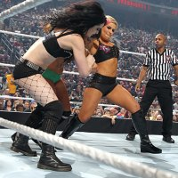 WWE ROYAL RUMBLE RESULTS: BlackHarts Out Done By Terrific Teamwork (January, 25th 2015)