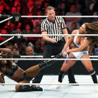 WWE EXTREME RULES RESULTS: A Vicious Naomi's Chance Gets Stopped Through Possible Bellas Mischief? (April, 26th 2015)