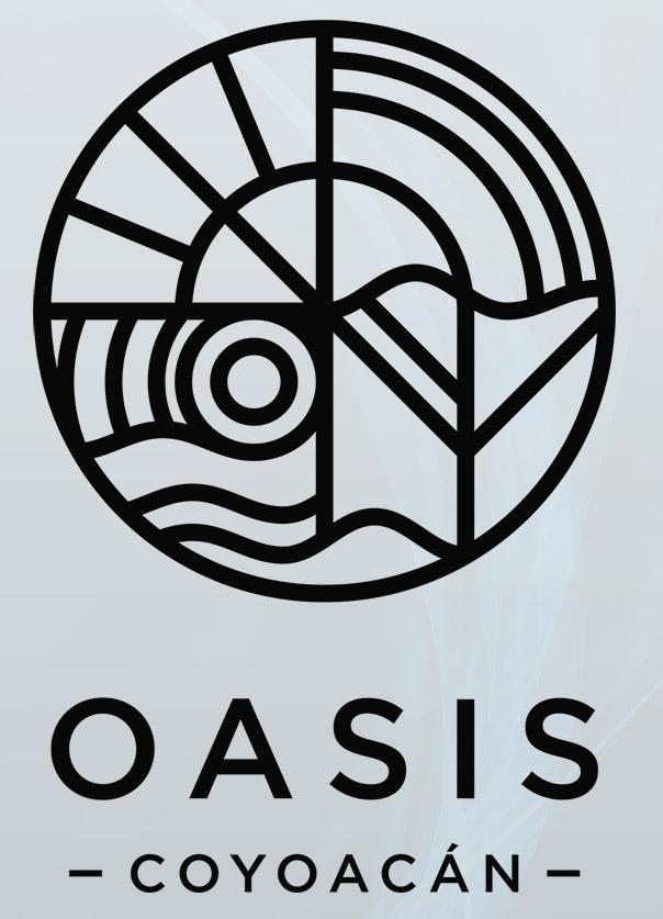 Logo Oasis Coyoacán