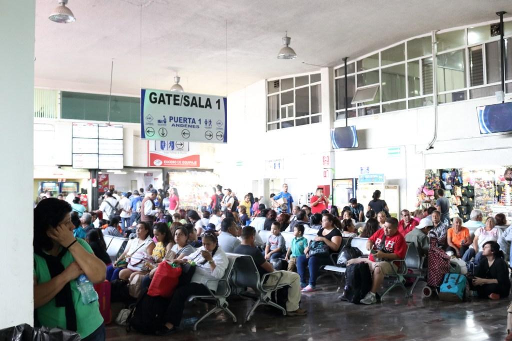 Terminal de Autobuses Taxqueña
