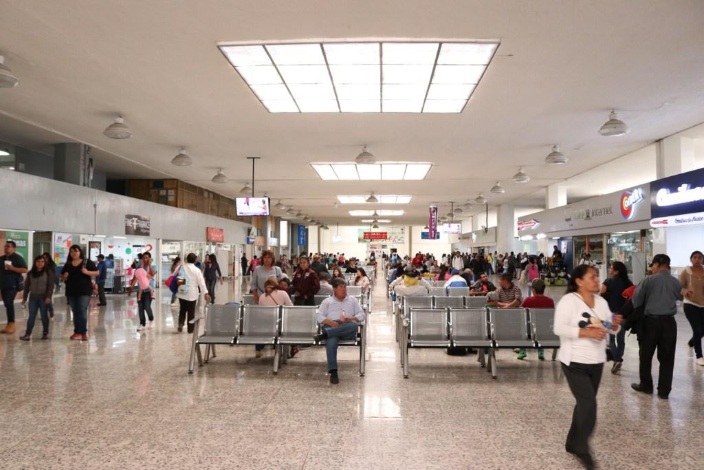 Terminal de Autobuses Toluca