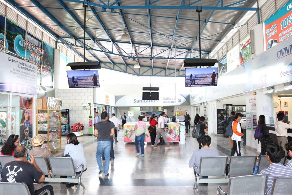 Terminal de Autobuses Tepeji