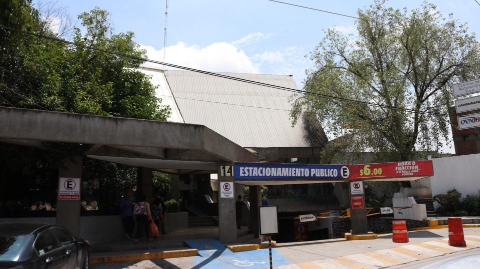 Publicidad en Terminal de Autobuses Tula