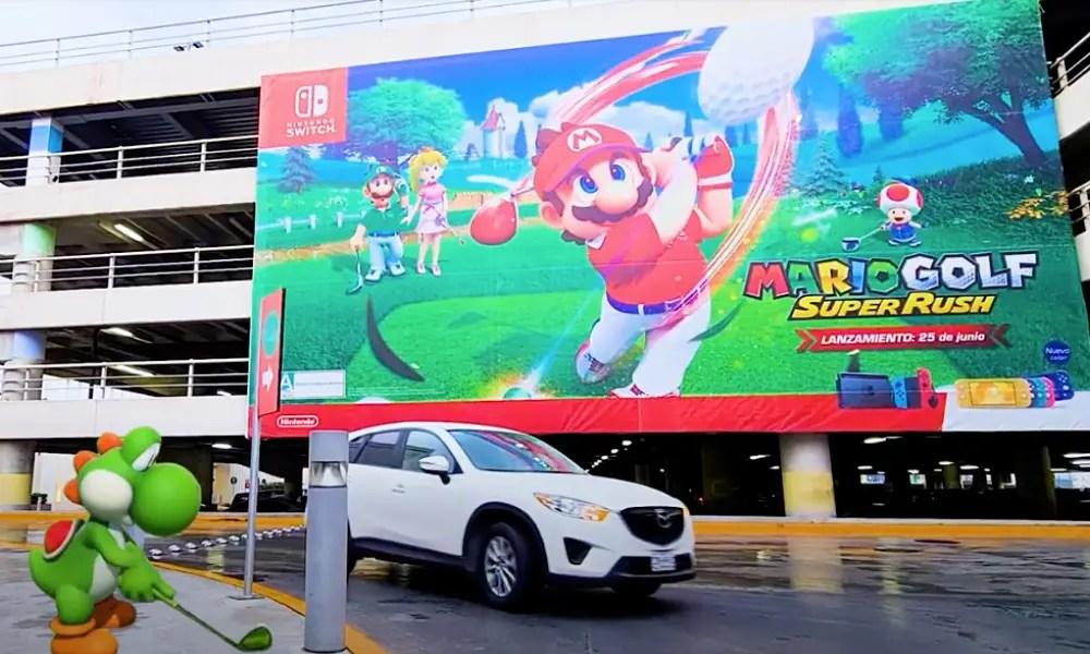 Mario Golf Super Rush en Cattri