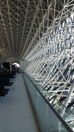 Zagreb New Airport, all photos by Paula Erskine