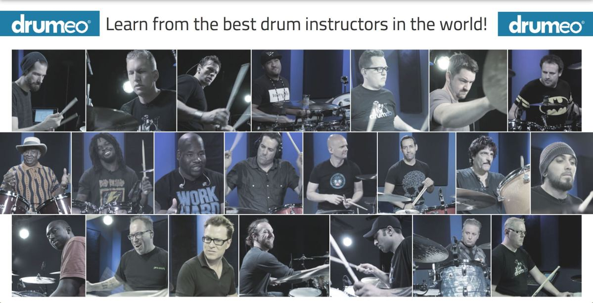 Superstar Online Drum Lessons
