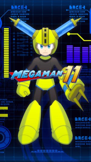 More Mega Man 11 Wallpapers | Cat with Monocle