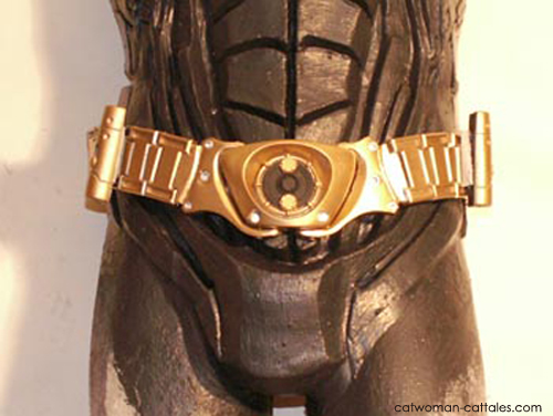 Batman Utility Belt by Ramesese