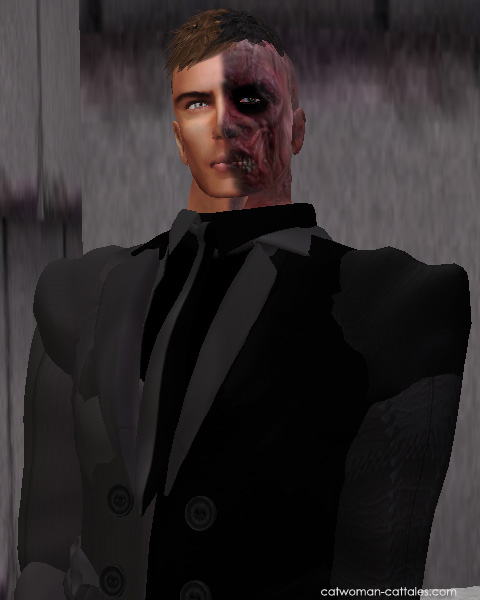 Character Portrait: Two-Face
