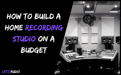 Building a Home Studio on a Budget