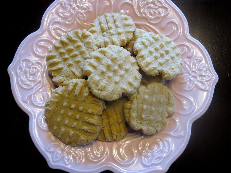 Peanut Butter Cookies Catz In The Kitchen