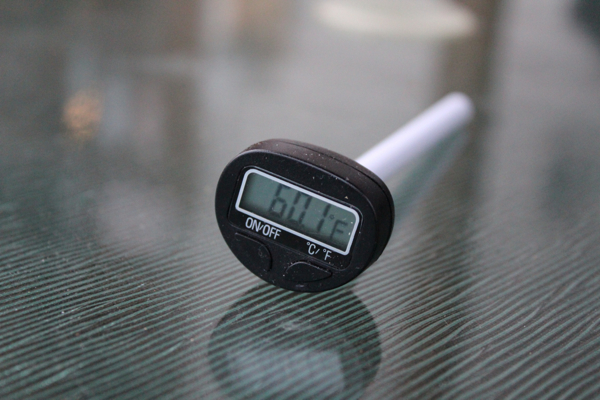 How to use a meat thermometer