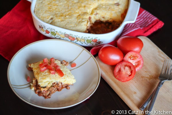 chili cornbread bake recipe