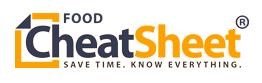 Food Cheat Sheet