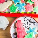 The Best Rolled Sugar Cookies   Catz in the Kitchen   catzinthekitchen.com #Christmas