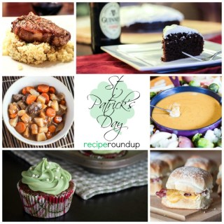 St. Patrick's Day Recipe Round-Up | Catz in the Kitchen | catzinthekitchen.com #Irish