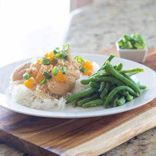 Honey Mandarin Chicken | Catz in the Kitchen | catzinthekitchen.com | #chicken #honey #oranges