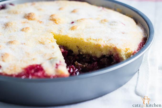 Nantucket Cranberry Pie | Catz in the Kitchen | catzinthekitchen.com | #dessert #pie #cranberries