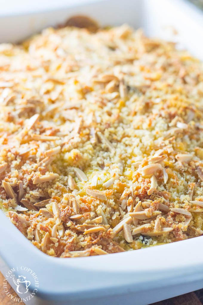 Chicken Divan | Catz in the Kitchen | catzinthekitchen.com | #chicken #casserole #recipe