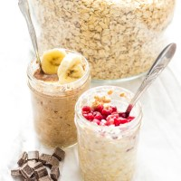 His & Hers Overnight Oats